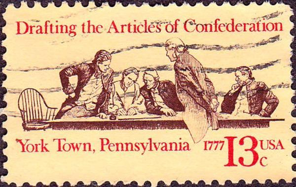 1776-1788:美利坚政治民族是如何诞生的_私家