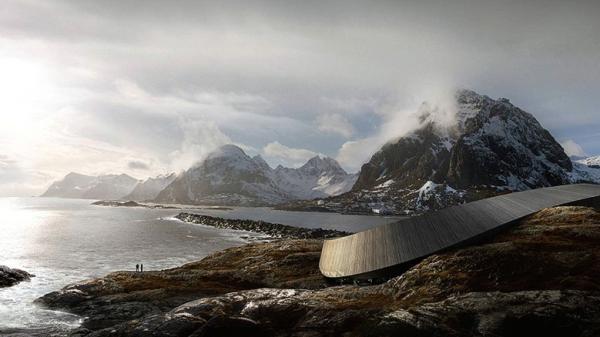 lofoten opera hotel@挪威罗佛顿岛