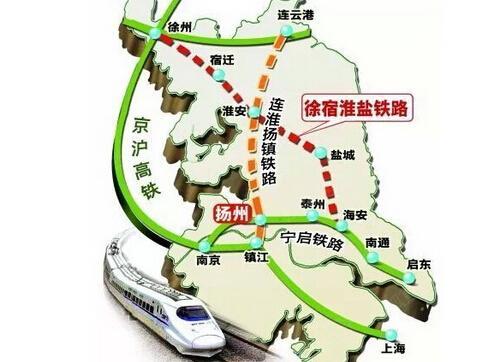 获批,将成京沪高铁 第二通道