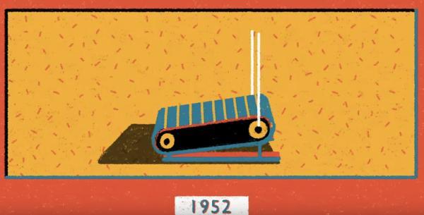 从刑具到运动器械,跑步机的一段黑历史