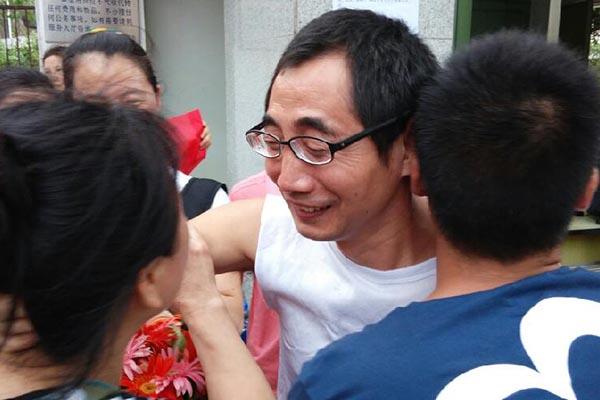 深圳市宝安区检察院撤回对吴贵军起诉