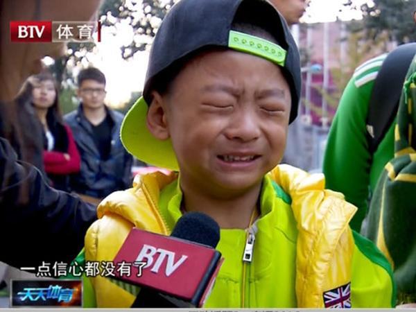 中国球迷是最可爱的人