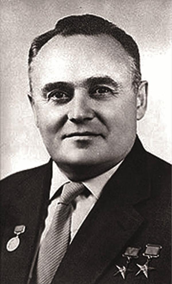 前苏联航天之父谢尔盖科罗廖夫