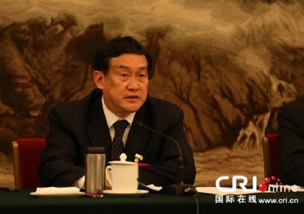 赵克志当选河北省人大常委会主任,杨崇勇当选为副主任