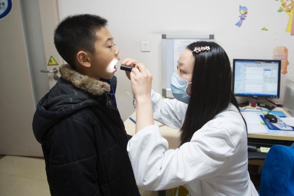 上海复旦大学附属儿科医院