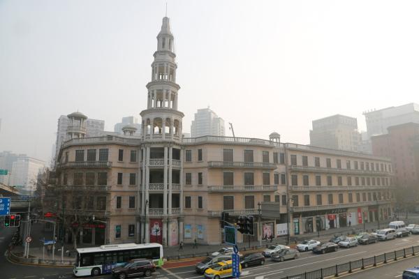 上海大世界今年底试运营,正