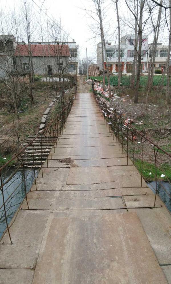 湖北天门张港镇增加村4岁男孩坠桥16岁姐姐施救溺水身亡