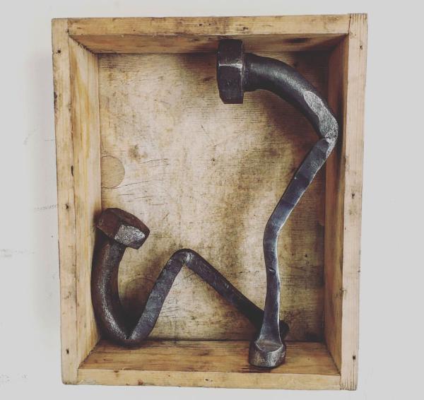 铁生锈是什么反应_螺丝钉生锈了-为什么螺丝钉时间长了会生锈