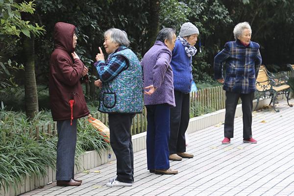 上海老年旅游服务规范9月实施:75岁以上报团需