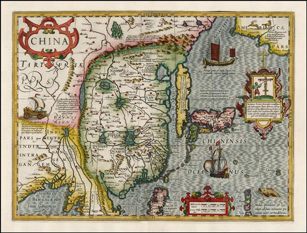 绘制中国地图的?