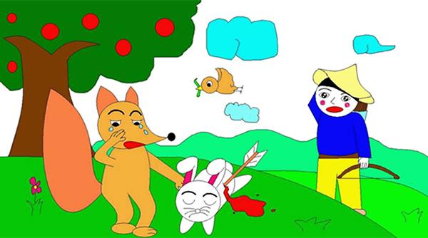 读懂你所不知道的兔子和狐狸