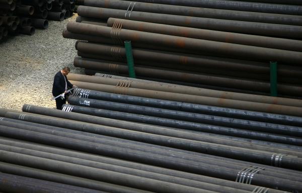 中国钢贸行业大洗牌:多人自杀 数百亿坏账(图)