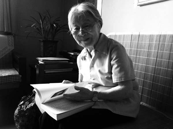 杨绛今日凌晨去世,享年105岁