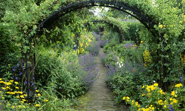 花园_去英国,探访秘境花园