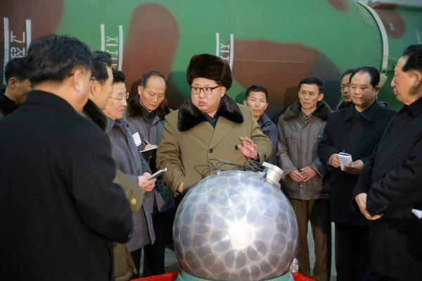 商务部公布对朝鲜禁运用于核或导弹 生化武器的物项和技术