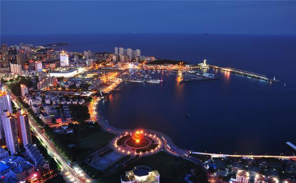 郑州离青岛有多远