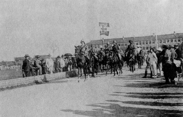 读图 1900年德国公使镜头中的上海