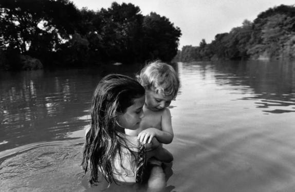 走进玛格南摄影师的家庭生活