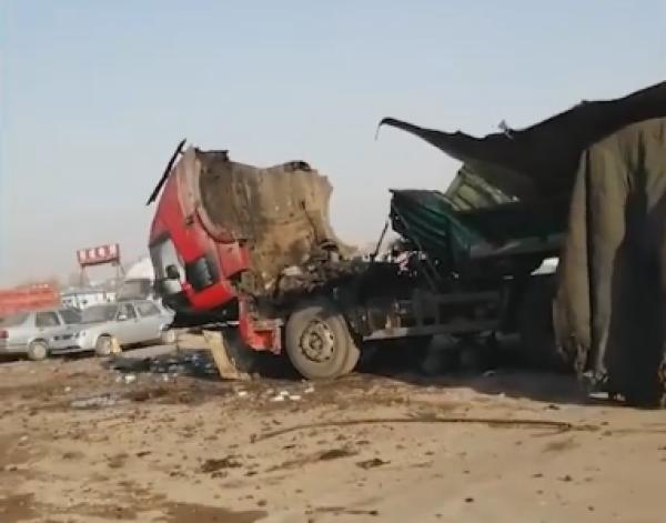 吉林松原焊接油罐车爆炸 事故原因正在进一步调查