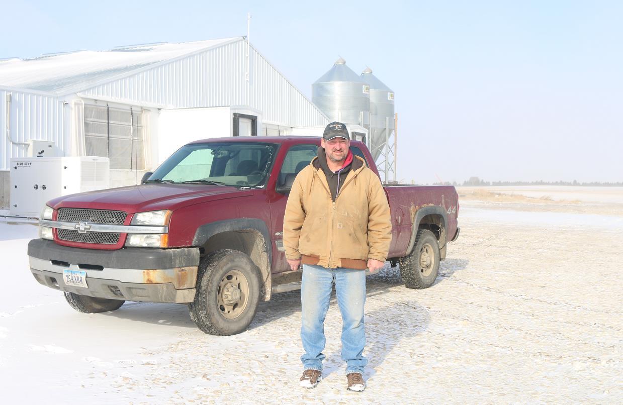 艾奥瓦州大豆协会主席帝姆·巴道尔