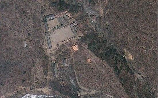 丰溪里核试验场