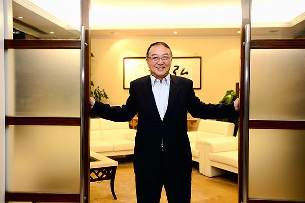 75歲柳傳志將卸任聯想董事長50歲寧旻團隊接