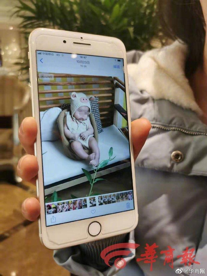 西安4个月大女婴做推拿后身亡