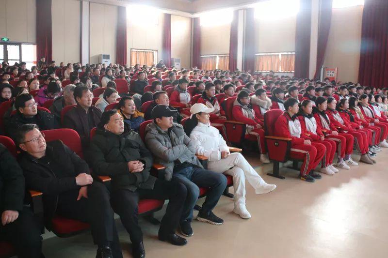 市红色故事汇暨基层宣教员巡讲活动走进临漳
