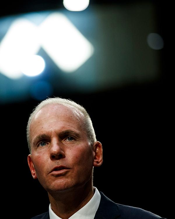 波音CEO因737MAX危机辞职,董事会正与各方修复关系