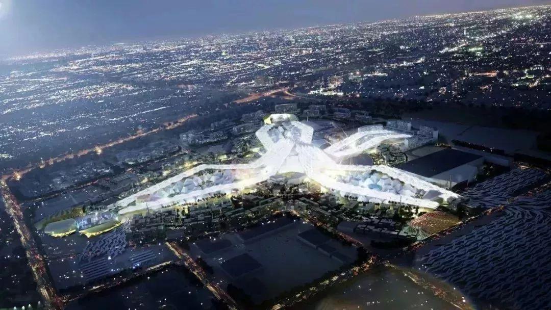 2020世博会尚未开幕,迪拜已经想好了园区结束后这样转型