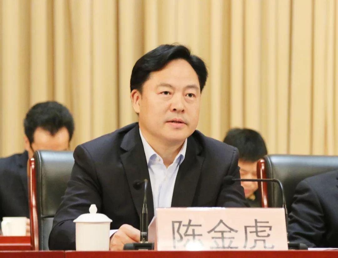 """陈金虎被提名为常州市长人选:从""""明星县""""到""""工业明星市"""""""