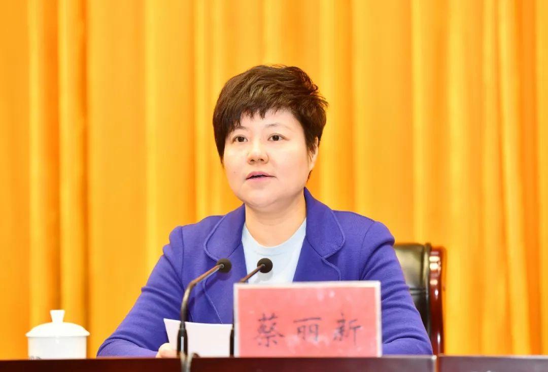 """江苏再现""""70后""""党政主官组合:蔡丽新、陈之常履新淮安"""