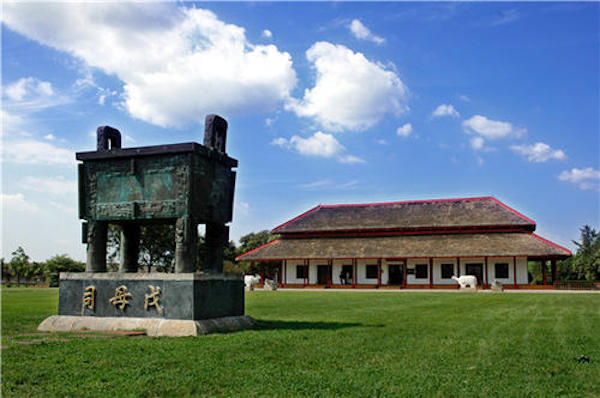 殷墟国家考古遗址公园开建,呈现3000年前殷商都邑布局