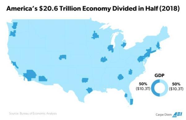 美国城市gdp50强_前三季度城市GDP50强 西安增速第一 万亿级城市或扩至22