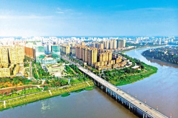 """中央""""画""""出成渝地区双城经济"""