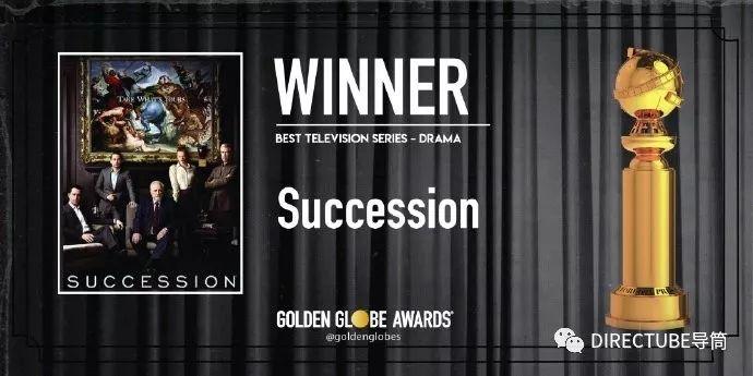 第77届美国电影电视金球奖完整获奖名单