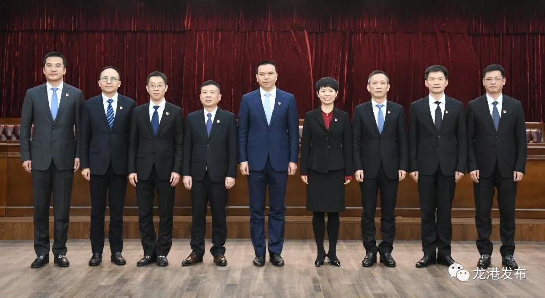 浙江龙港已选出第一届市委领导班子