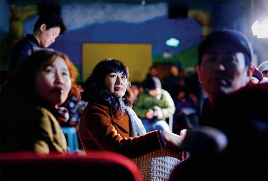 ��家政女工跳起鬼步舞,整��北京都�儆谒�