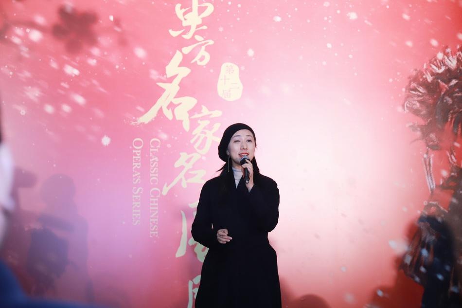 沈昳丽清唱《牡丹亭》选段《惊梦》。