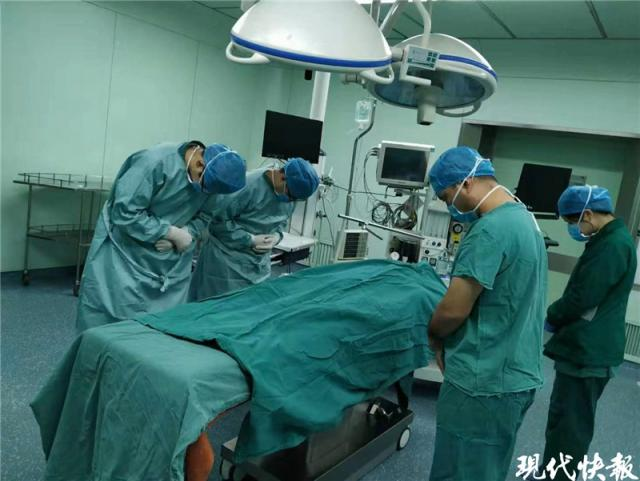 江苏宿迁夫妇捐出6岁儿子器官,
