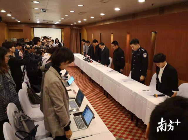 广州地陷三名失联者全部遇难,遗体均已找到