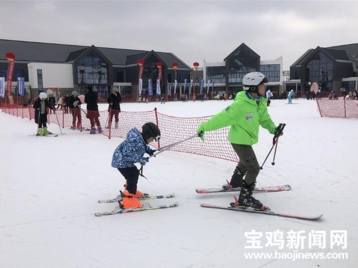 走进冰雪世界,感受无穷乐趣!宝鸡市中小学将迎来滑雪课