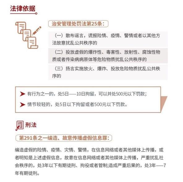 【提醒】朋友圈发布以下内容将违法!