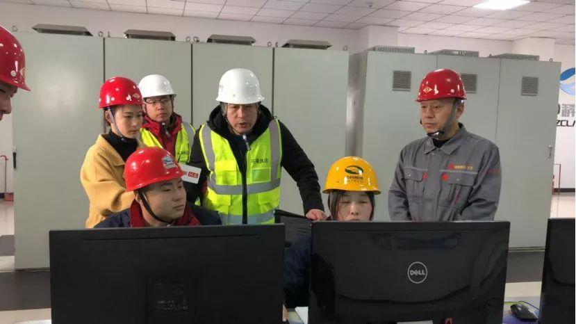 省生态环境厅对邯郸武安市钢铁、焦化企业开展