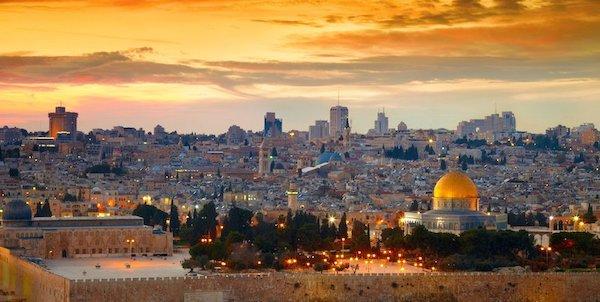 耶路撒冷吸引了许多中国游客 图 以色列国家旅游部