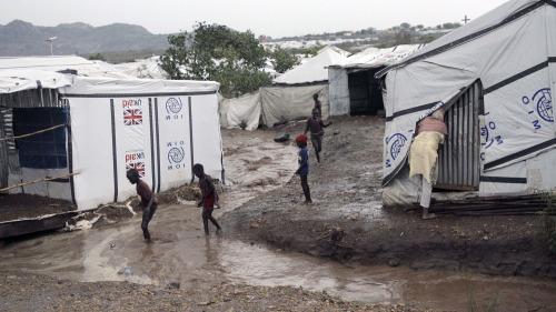 2018年5月拍摄于南苏丹。陈姗姗 图