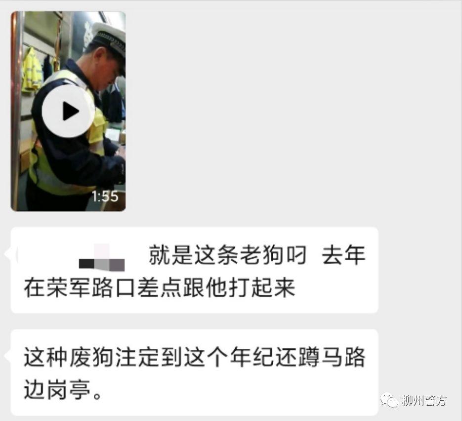 本文图均为柳州警方微信公众号 图