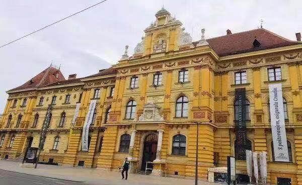 馆长对话 | 萨格勒布工艺美术博物馆长:保护欧洲工艺美术图片