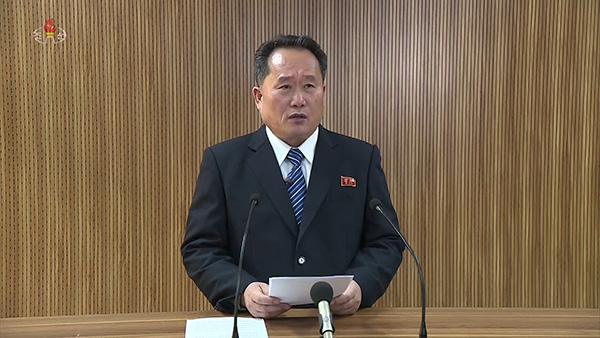 """对韩事务负责人取代""""美国通""""任外相,朝鲜将释放什么信号?"""
