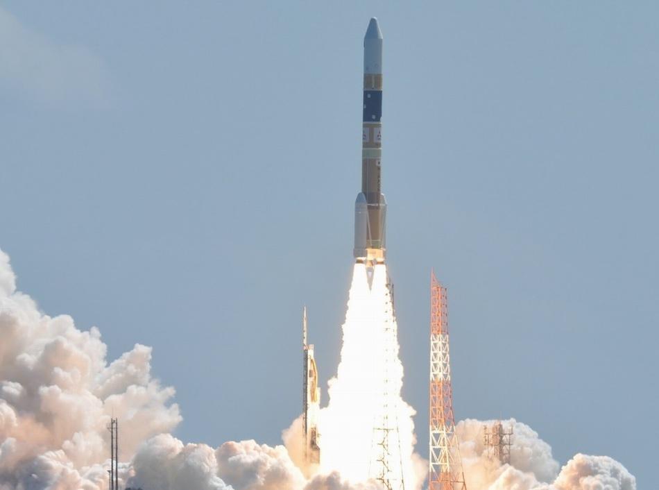 """""""煌-2""""卫星则采用本国H-2A火箭发射"""